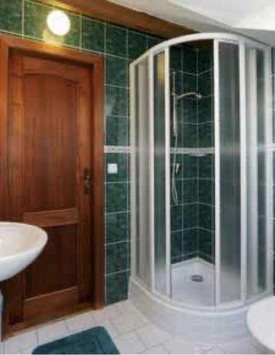 Pension Smejdir badkamer