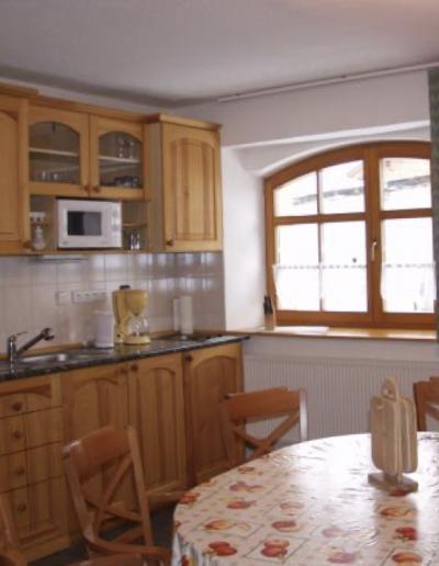 Winterspot Tsjechie - Vakantiehuis Soukup - keuken